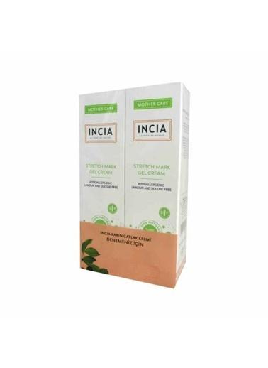 Incia Incia Stretch Mark Gel Cream 2x75ml Set Renksiz